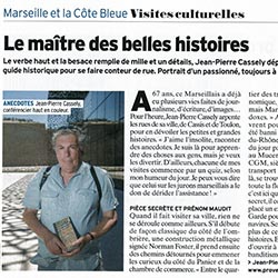 l'express marseille insolite