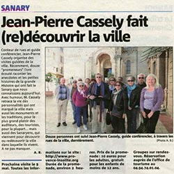 visite guidee sanary