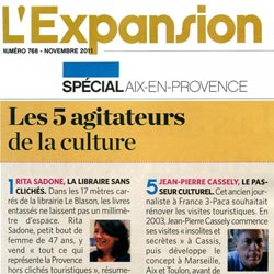 L'Expansion novembre 2011